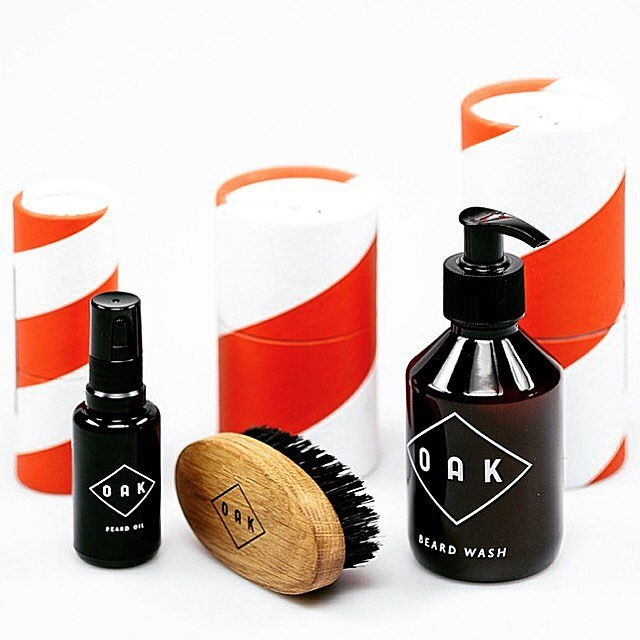 Kit soin barbe oak deluxe