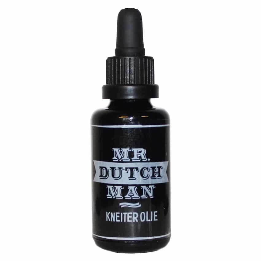 Coffret soin barbe Mr Dutchman huile baume shampoing