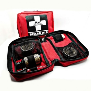Kit barbe baume cire huile