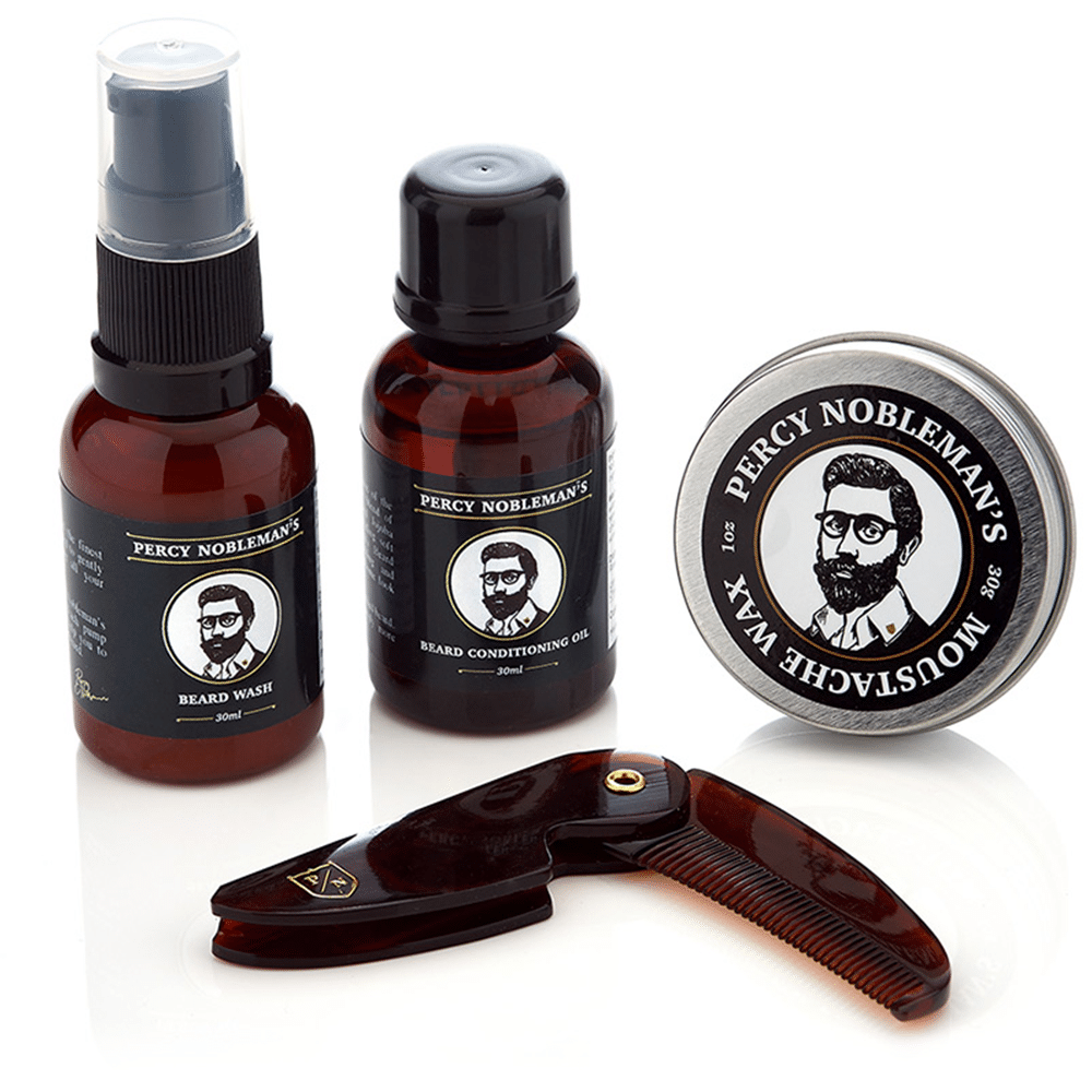 coffret barbe percy nobleman