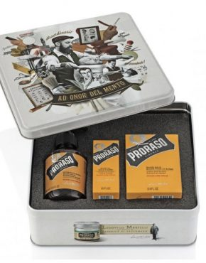 Coffret Barbe Proraso